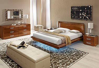Stylish bedroom furniture near Greater Houston